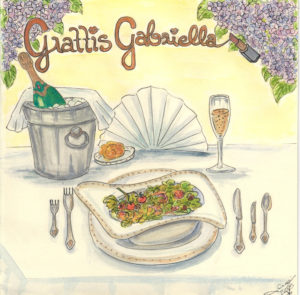 Grattis Gabriella