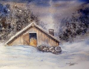 Talvi/ Vinter